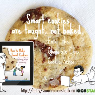 We're making smart cookies on Kickstarter
